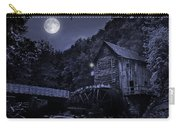 Glade Creek Grist Mill At Night Carry-all Pouch