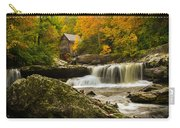 Glade Creek Grist Mill Carry-all Pouch by Shane Holsclaw