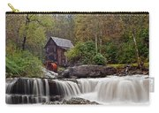 Glade Creek Waterfall Carry-all Pouch by Marcia Colelli