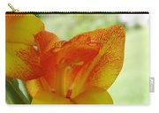 Gladiola Carry-all Pouch