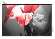 Gladiola With Heart Carry-all Pouch