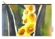 Gladiolas In Wintertime Carry-all Pouch