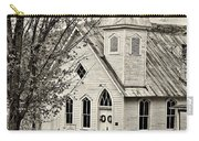 Glady Presbyterian Sepia Carry-all Pouch