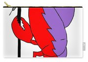 Glam Rock Lobster Or Harleguin Lobster Carry-all Pouch