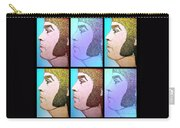 Glam Rocker Collage  Carry-all Pouch