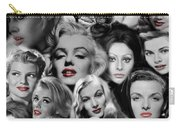 Glamour Girls 1 Carry-all Pouch