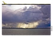 Glare Over Clontarf Carry-all Pouch