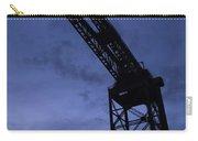 Glasgow Dock Crane 02 Carry-all Pouch