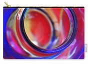 Glass Abstract 592 Carry-all Pouch