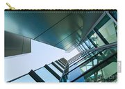 Glass And Metal - Walt Disney Concert Hall In Downtown Los Angeles Carry-all Pouch