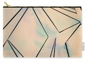 Glass And Sky 2 Carry-all Pouch
