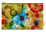 Glass Art Abstract Carry-all Pouch