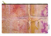 Glass Crossings 2 Carry-all Pouch by Carol Leigh