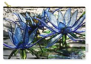 Glass Lilies Carry-all Pouch