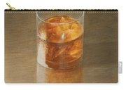 Glass Of Whisky 2010 Carry-all Pouch by Lincoln Seligman