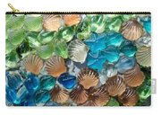 Glass Seashell Carry-all Pouch