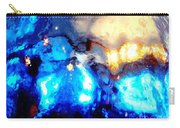 Glass Vase Abstract Carry-all Pouch