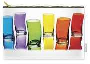 Glasses-rainbow Theme Carry-all Pouch