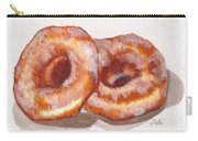 Glazed Donuts Carry-all Pouch