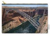 Glen Canyon Dam Bridge Carry-all Pouch