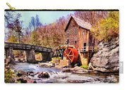 Glen Creek Grist Mill Painting Carry-all Pouch