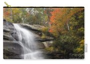 Glen Falls In North Carolina Carry-all Pouch