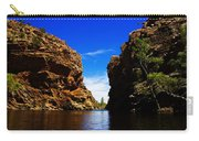Glen Helen Gorge-outback Central Australia V2 Carry-all Pouch
