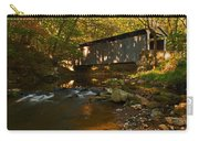 Glen Hope Covered Bridge Carry-all Pouch