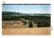 Glen Lake From The Dune Climb Carry-all Pouch
