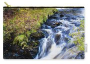 Glenbrittle Waterfall Carry-all Pouch