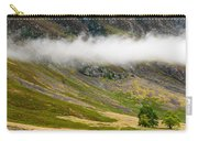 Misty Mountain Landscape Carry-all Pouch
