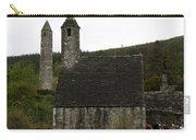 Glendalough Cloister Ruin - Ireland Carry-all Pouch