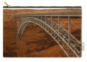 Glenn Dam Bridge Carry-all Pouch