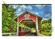 Glessner Covered Bridge Carry-all Pouch