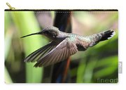Gliding Hummingbird Carry-all Pouch