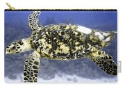 Gliding Sea Turtle Carry-all Pouch