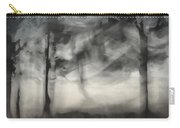 Glimpse Of Coastal Pines Carry-all Pouch