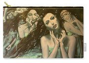 Glissando Carry-all Pouch by Dorina  Costras