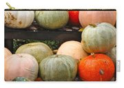 Glistening Gourds Carry-all Pouch