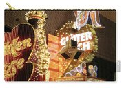Glitter Gulch In Las Vegas Carry-all Pouch