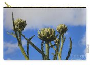 Globe Artichokes Carry-all Pouch