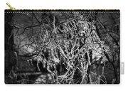 Gloomy Icy Tree Carry-all Pouch