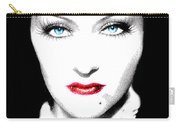 Gloria Swanson Malefica Carry-all Pouch