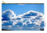 Glorious Clouds Carry-all Pouch