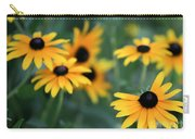 Glorious Garden Of Black Eyed Susans Carry-all Pouch by Sabrina L Ryan