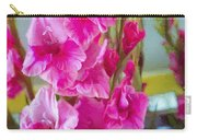 Glorious Gladiolus Carry-all Pouch