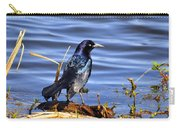 Glorious Grackle Carry-all Pouch