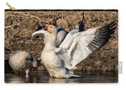 Glorious Snow Goose Carry-all Pouch
