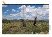 Glorious Spring In The Desert Carry-all Pouch