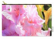 Glorious Summer Gladiolus Carry-all Pouch